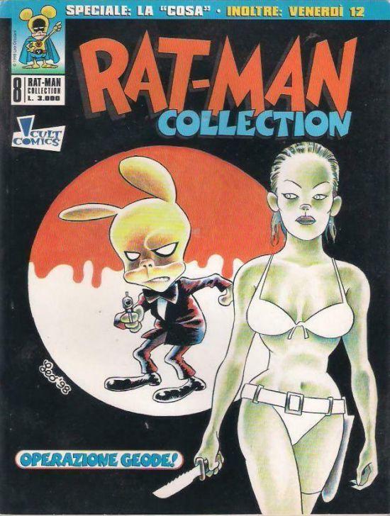 RAT-MAN COLLECTION #     8