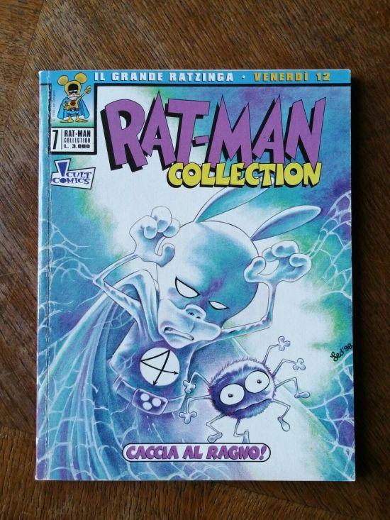 RAT-MAN COLLECTION #     7