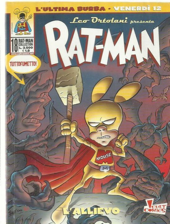 RAT-MAN COLLECTION #    18