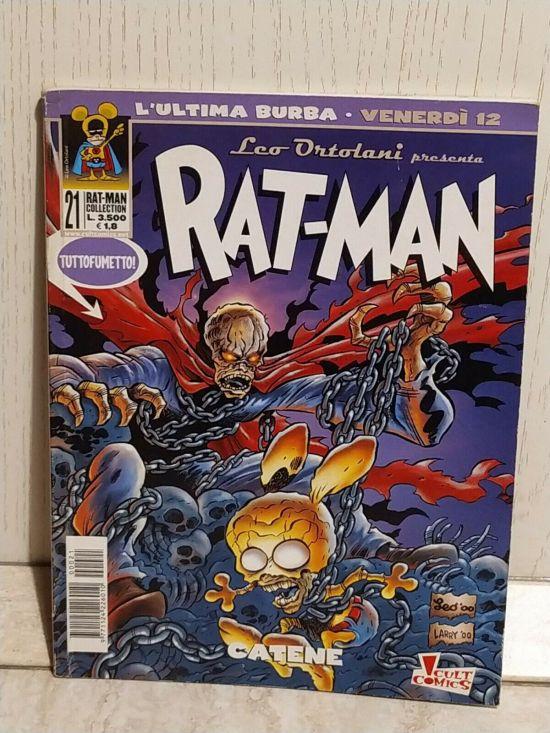 RAT-MAN COLLECTION #    21