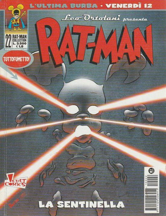 RAT-MAN COLLECTION #    22