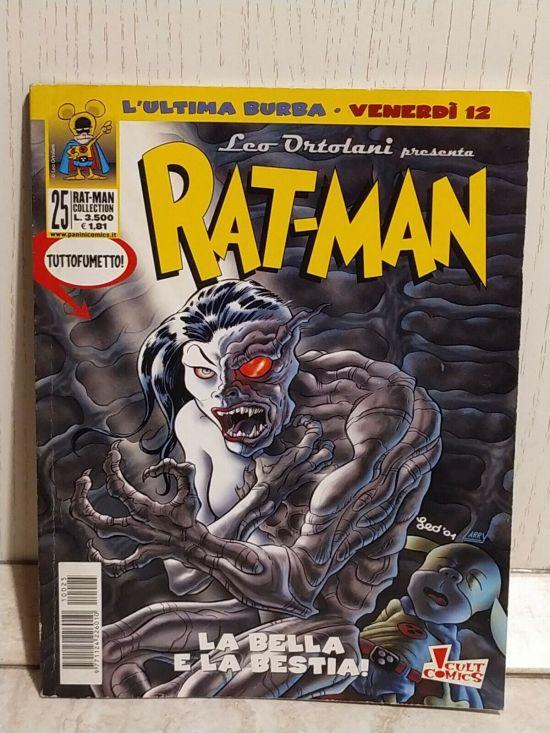RAT-MAN COLLECTION #    25