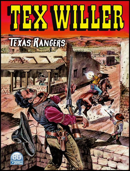 TEX WILLER #    28: TEXAS RANGERS