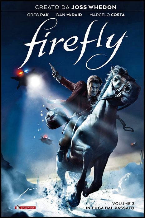 FIREFLY #     3: IN FUGA DAL PASSATO