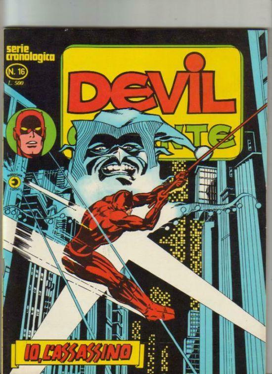 DEVIL GIGANTE #    16: IO, L'ASSASSINO