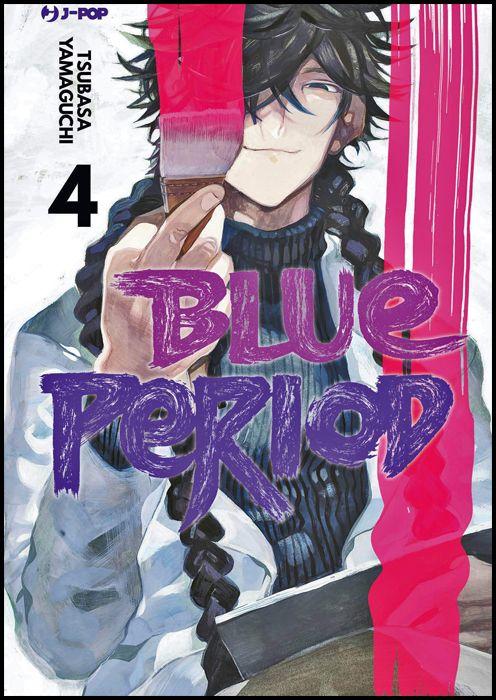 BLUE PERIOD #     4