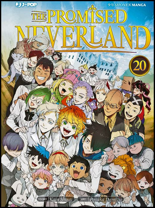 THE PROMISED NEVERLAND #    20