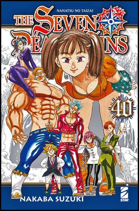 STARDUST #    97 - THE SEVEN DEADLY SINS 40