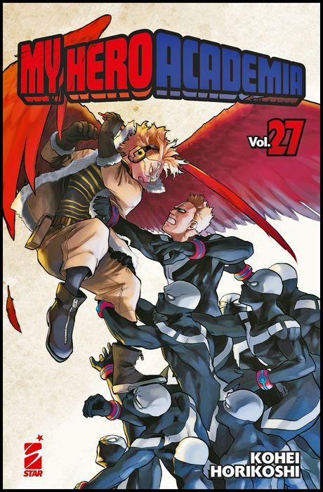 DRAGON #   272 - MY HERO ACADEMIA 27