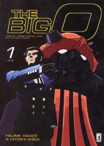 BIG O 1/6 COMPLETA