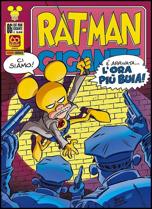 RAT-MAN GIGANTE #    86: L'ORA PIÙ BUIA