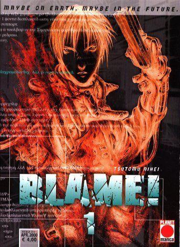 BLAME!  1/10  TUTTI ORIGINALI DALL 1 AL 7 + 8+9+10 NUOVA RISTAMPA + SPECIALE BLAME ACADEMY A COLORI