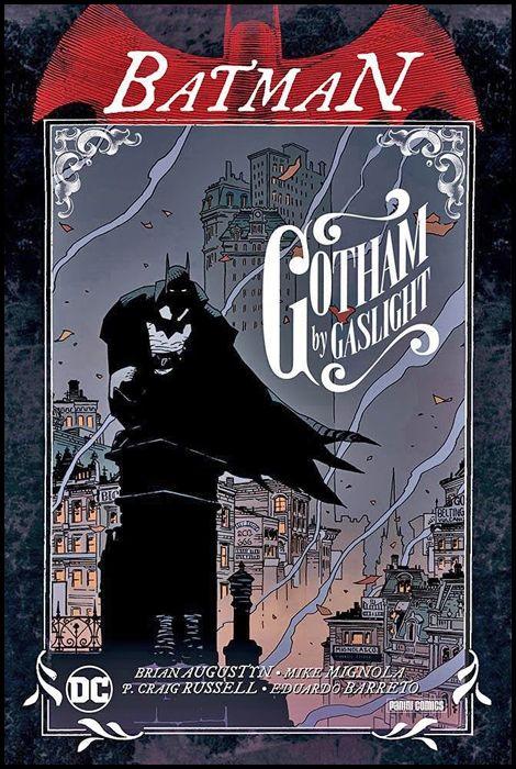 DC DELUXE - BATMAN: GOTHAM BY GASLIGHT