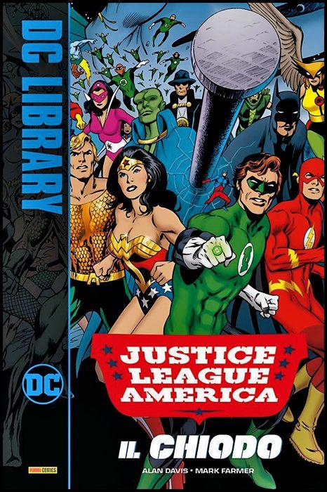DC LIBRARY - JUSTICE LEAGUE: IL CHIODO - EDIZIONE COMPLETA