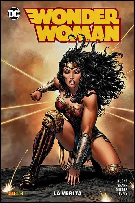DC REBIRTH COLLECTION - WONDER WOMAN #     3: LA VERITÀ