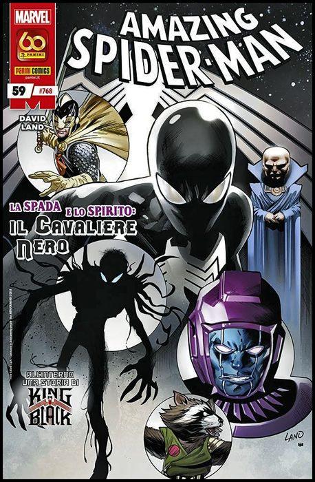 UOMO RAGNO #   768 - AMAZING SPIDER-MAN 59 - KING IN BLACK