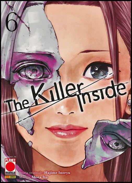 THE KILLER INSIDE #     6