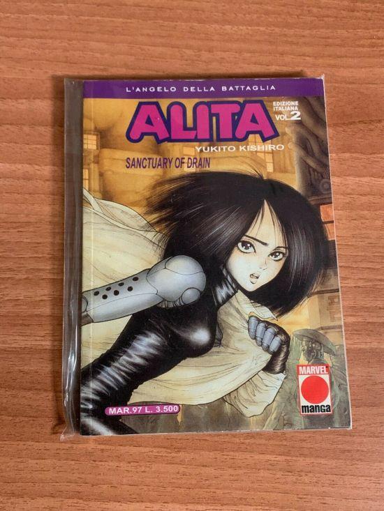 ALITA #     2