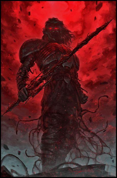 MARVEL MINISERIE #   244 - KING IN BLACK 1 - VARIANT METAL + T-SHIRT L