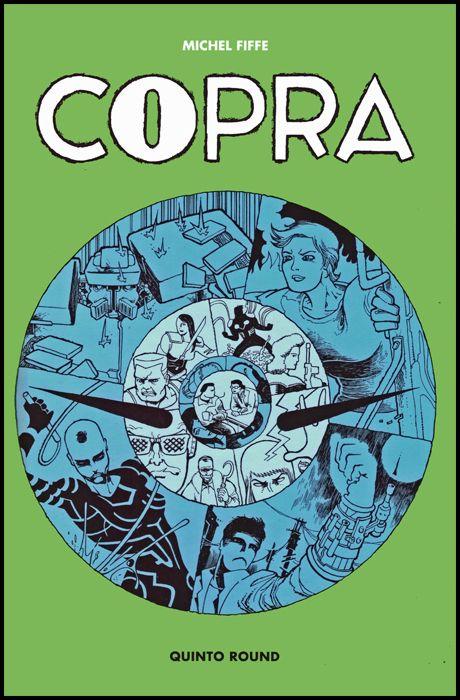 PANINI COMICS 100% HD - COPRA #     5: QUINTO ROUND