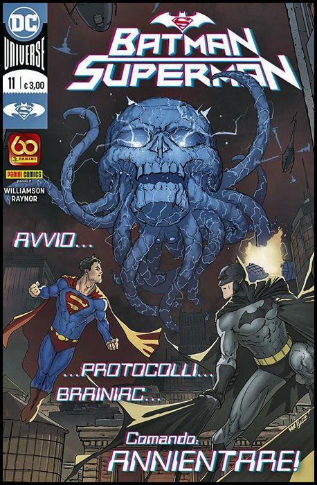 BATMAN SUPERMAN #    11