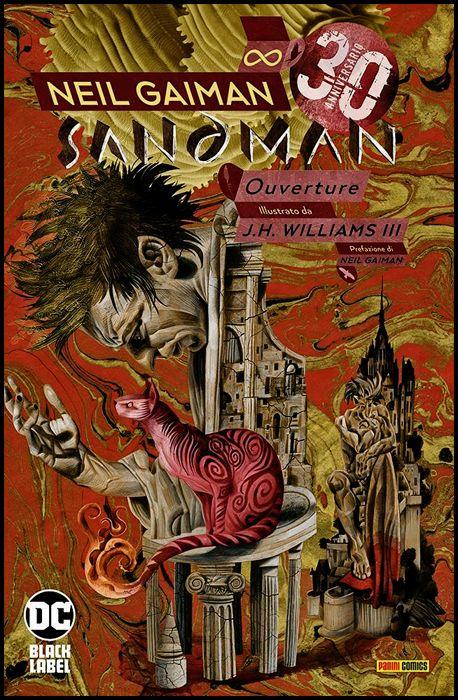 SANDMAN LIBRARY #     0: OUVERTURE