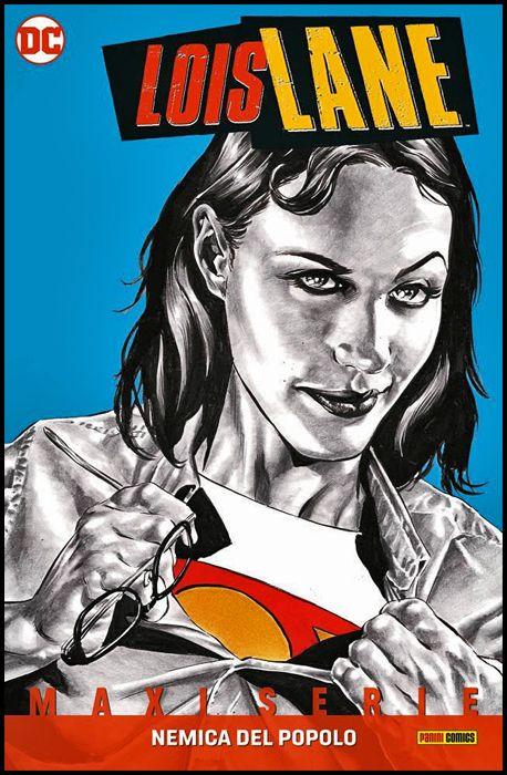 DC COMICS MAXISERIE - LOIS LANE: NEMICA DEL POPOLO