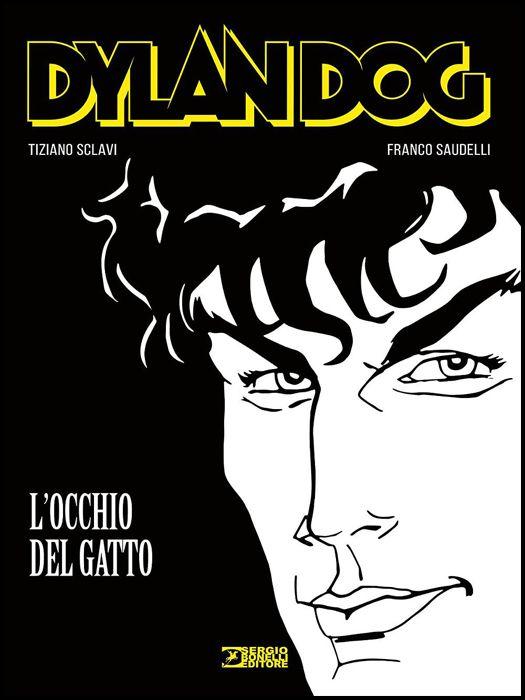 DYLAN DOG - LE GRAPHIC NOVEL #     2: L'OCCHIO DEL GATTO - CARTONATO