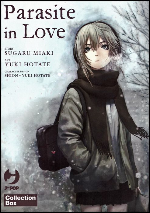 PARASITE IN LOVE BOX COMPLETO - VOLUMI 1-2-3