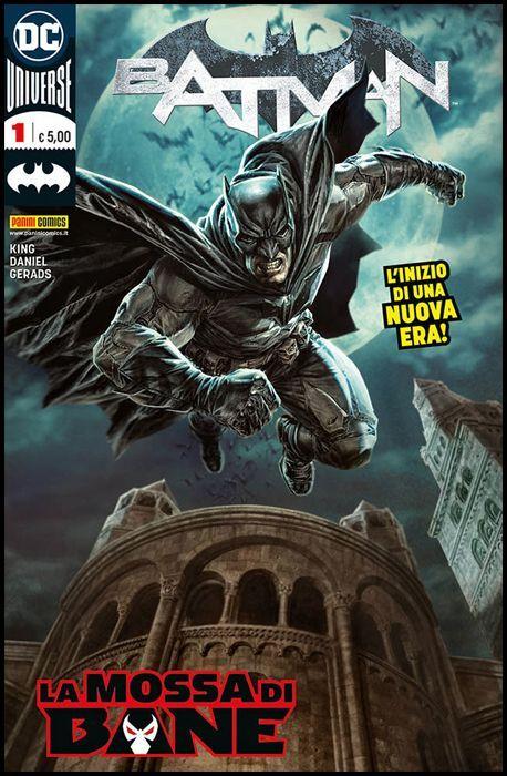 BATMAN ALFA BLUE EDITION + BATMAN 1/4 NUOVI