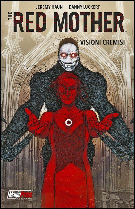 RED MOTHER #     1: VISIONI CREMISI