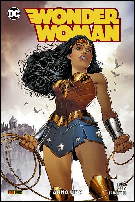DC REBIRTH COLLECTION - WONDER WOMAN #     1: ANNO UNO