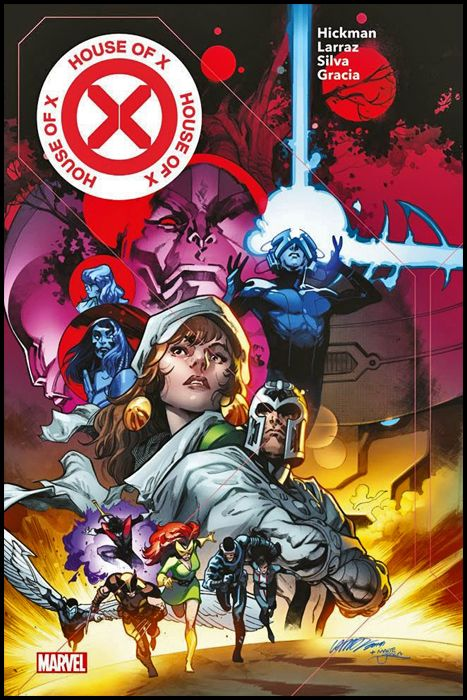 MARVEL DELUXE - HOUSE OF X/POWERS OF X - COMPLETE EDITION