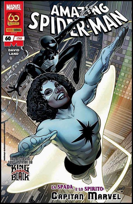 UOMO RAGNO #   769 - AMAZING SPIDER-MAN 60 - KING IN BLACK