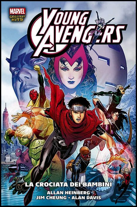MARVEL GREATEST HITS - YOUNG AVENGERS: LA CROCIATA DEI BAMBINI