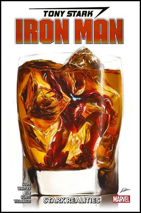 MARVEL COLLECTION - TONY STARK IRON MAN #     2: STARK REALITIES