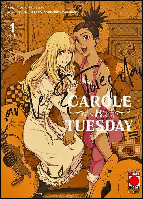CAROLE & TUESDAY #     1