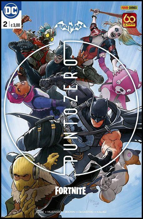 BATMAN/FORTNITE: PUNTO ZERO #     2