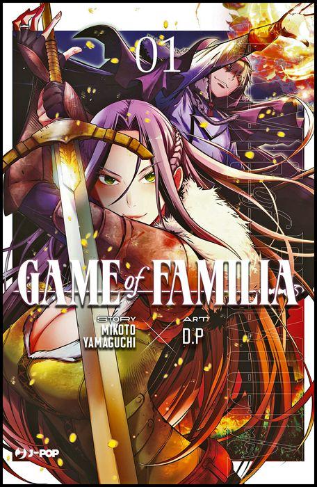 GAME OF FAMILIA #     1