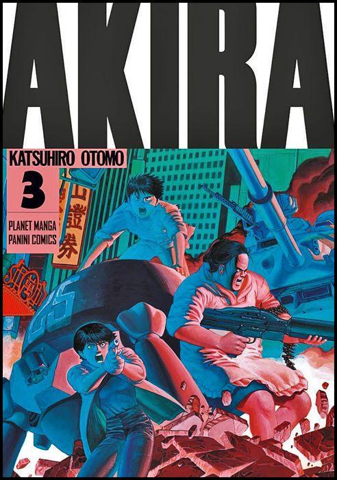 AKIRA - NUOVA EDIZIONE #     3