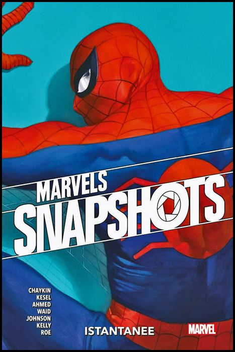 MARVEL COLLECTION INEDITO - MARVELS SNAPSHOTS 2: ISTANTANEE