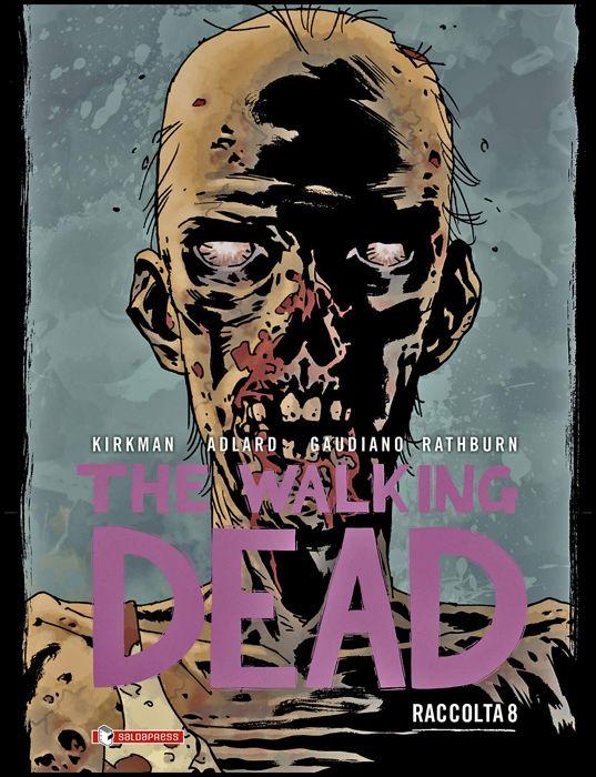 WALKING DEAD RACCOLTA #     8