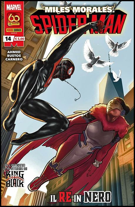 MILES MORALES: SPIDER-MAN #    14 - KING IN BLACK