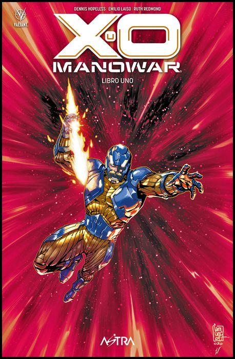 VALIANT #   143 - X-O MANOWAR 1