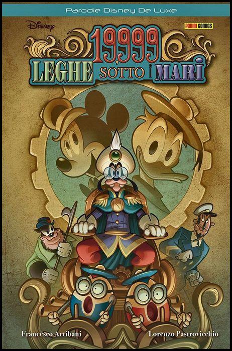 TOPOLINO LIMITED DISNEY DE LUXE EDITION #    30 - 19.999 LEGHE SOTTO I MARI