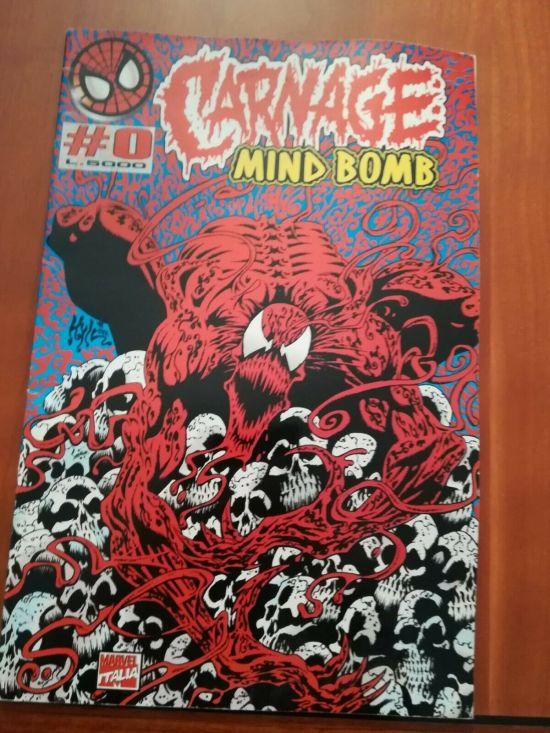 CARNAGE #     0  ( SUPPLEMENTO A VENOM15 )