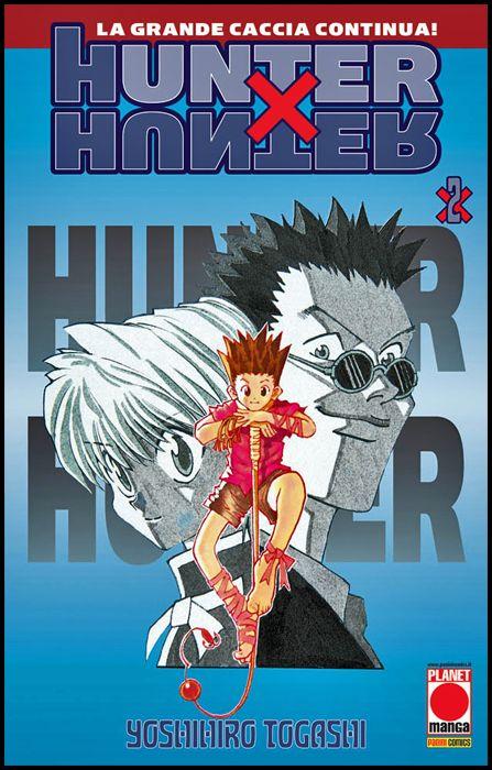 HUNTER X HUNTER #     2 - 5A RISTAMPA