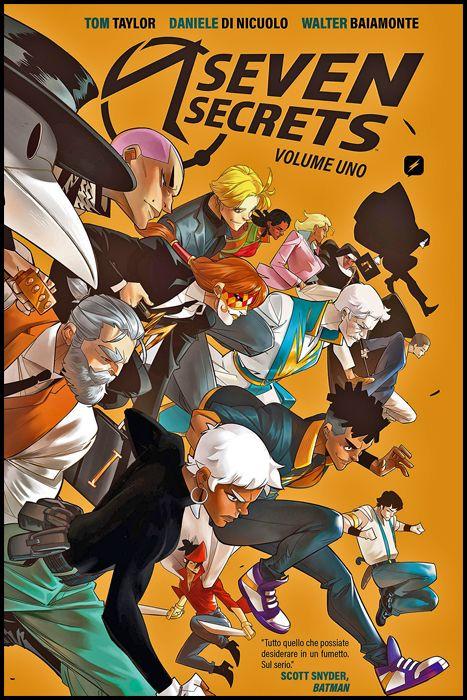 SEVEN SECRETS #     1