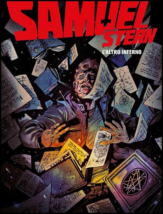 SAMUEL STERN #    10: L'ALTRO INFERNO