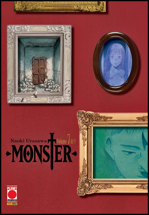MONSTER DELUXE #     7 - 3A RISTAMPA